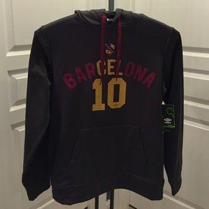 Umbro Other - Umbro Messi FC Barcelona Pullover Hoodie/New