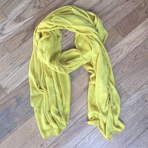 Accessories - Mustard Yellow scarf