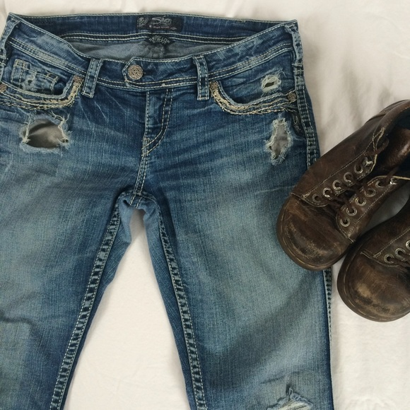 81% off Silver Jeans Denim - Women's Silver Jeans Size 31/31 from ...