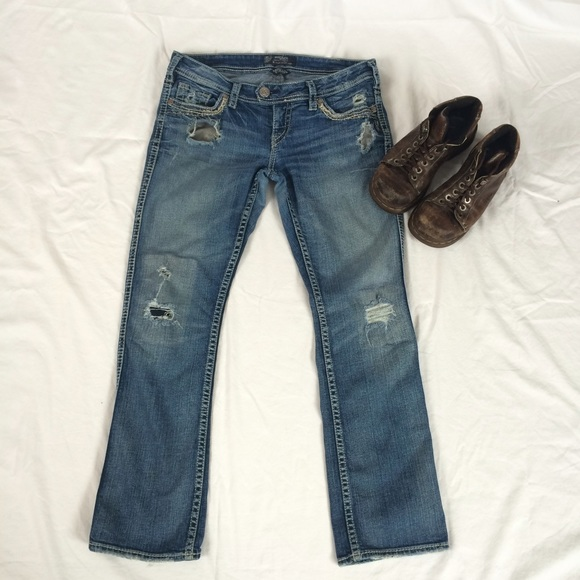 81% off Silver Jeans Denim - Women&39s Silver Jeans Size 31/31 from