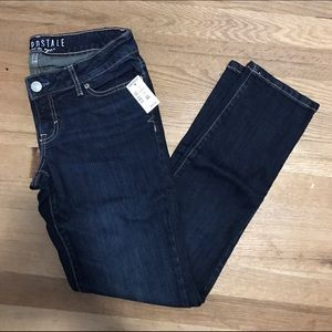 Aeropostale Denim - NWT dark wash skinny jeans