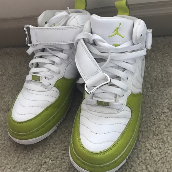 low priced f7480 1dfd9 air jordan fusion 12 lime green
