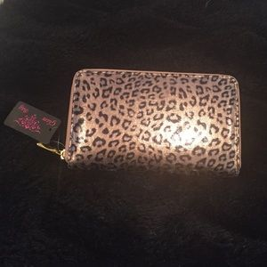 Handbags - Gorgeous Leopard Print Wallet