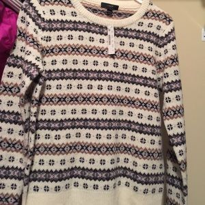 J Crew NWT sweater size small