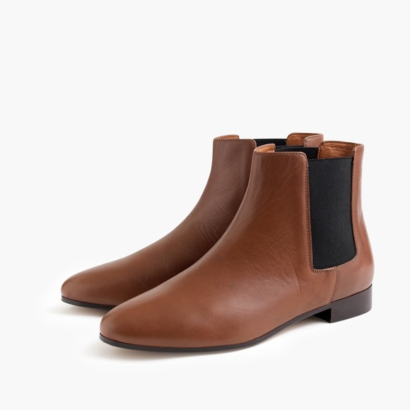 newest famous brand great discount J. Crew Chelsea boot