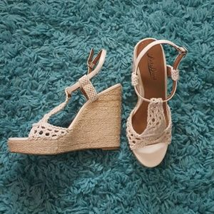 Lucky Brand wedges 8