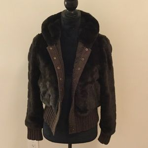 Juicy Couture Jackets & Blazers - Faux Fur Juicy Couture Jacket