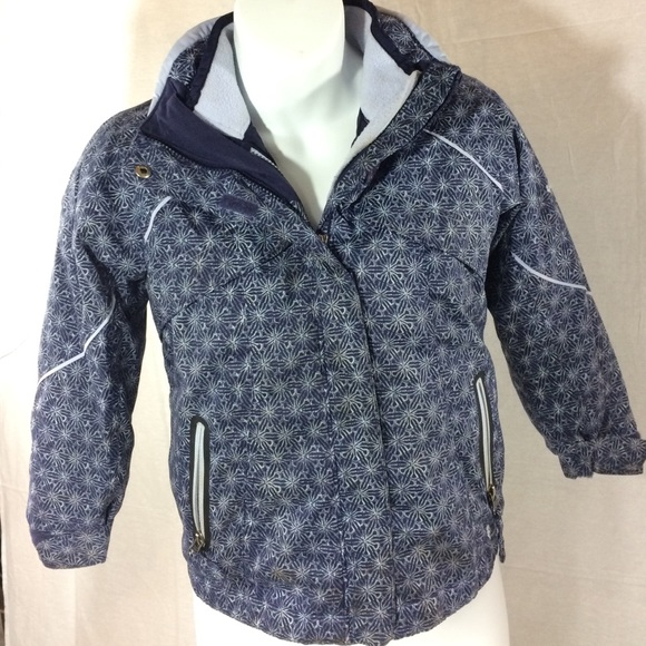 3da2a2390 Columbia Jackets & Coats | Blue Girls Bugaboo Interchange Jacket ...