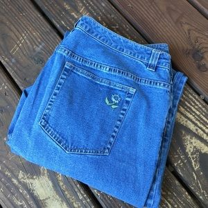 Appleseed's Denim - Appleseed's Embroidered Jeans