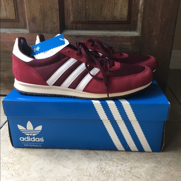 2018 sneakers 100% top quality best choice MEN'S Adistar Racer sneakers Maroon/Red Size 12 * NWT