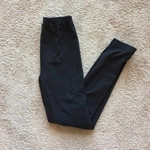 Capezio Pants - Black leggings