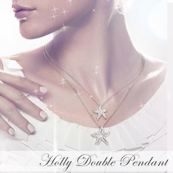 df3284145 Swarovski Holly Starfish Double Pendant✨. M_585c4766c6c7957a4306aa82. Other  Jewelry ...