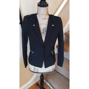 Jackets & Blazers - H&M Black Blazer
