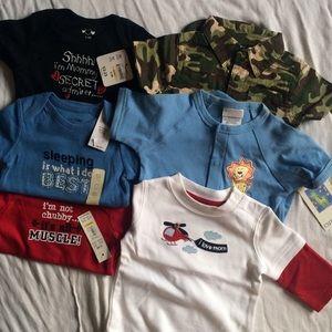 Other - SALE!! NWT Bundle 0-3 months infant