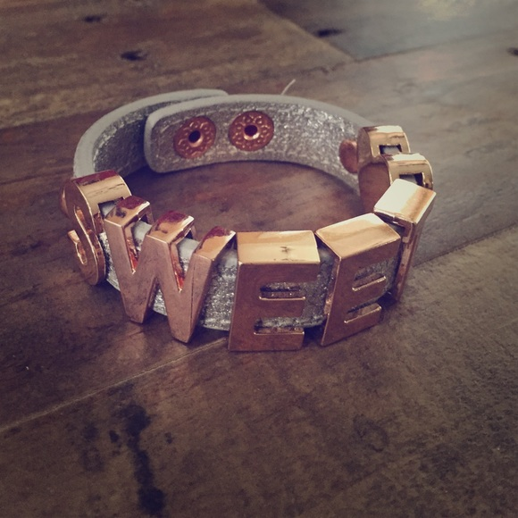BCBGeneration Jewelry - BCBG Generation Sweetheart Statement Bracelet