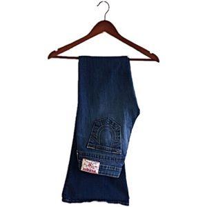 True Religion Denim - True Religion flare blue jeans EUC