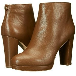Michael Kors Shoes - New! MICHAEL KORS Sammy Platform Ankle Booties NWB