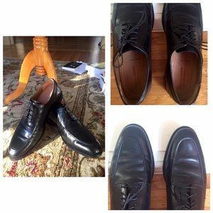 Johnston & Murphy Other - MEN Johnston & Murphy Stratton black shoes, 12
