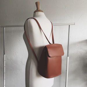 Revolt Society Handbags - LAST ONE • Tan Backpack •