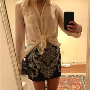 Free People Skirts - Sequin skirt