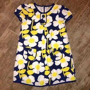 Mini Boden Other - Mini Boden Girl's Daisy Summer Shift Dress 5/6 yrs