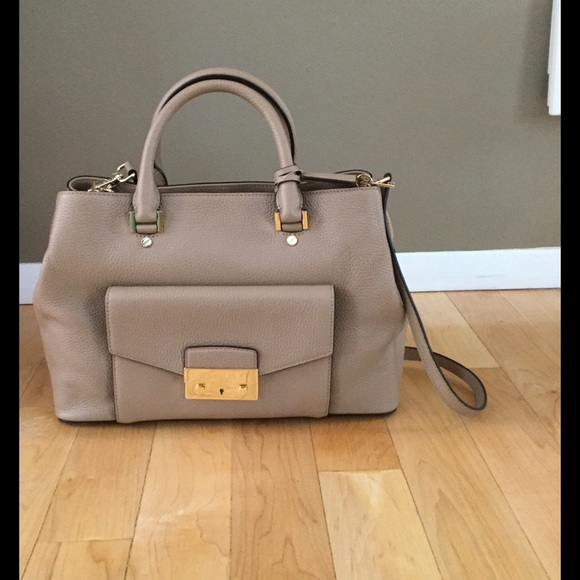 60% off Michael Kors Handbags - SALE!!! Michael Kors Large Leather ...