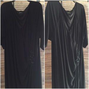 Igigi Dresses & Skirts - Igigi By Yuliya Raquel Black Evening Wear Sz 30/32