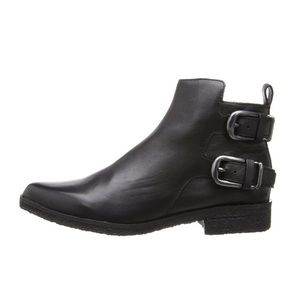 Sigerson Morrison Shoes - Sigerson Morrison Black Leather Ankle Boots