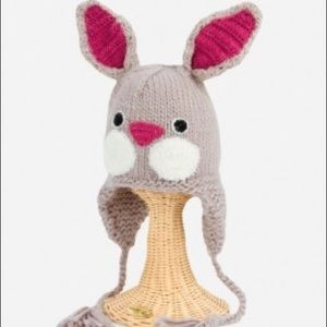 San Diego Hat Company Other - KIDS BUNNY EAR KNIT TRAPPER