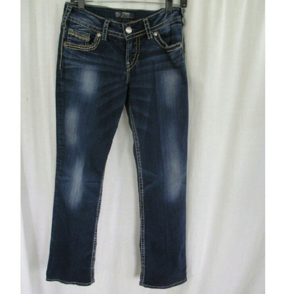 Silver Jeans - Silver Jeans Suki 17