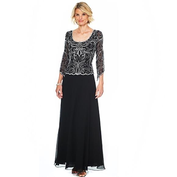 5e7de6554ac0 J Kara Dresses   Gown Nwt Lord Taylor   Poshmark
