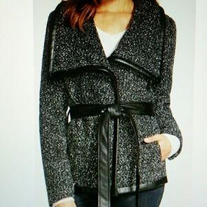 KRUSH Jackets & Blazers - KRUSH JUNIOR  SHORT COAT WITH BELT.SIZE S.