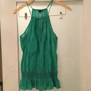 Guess Tops - Guess emerald green tank blouse