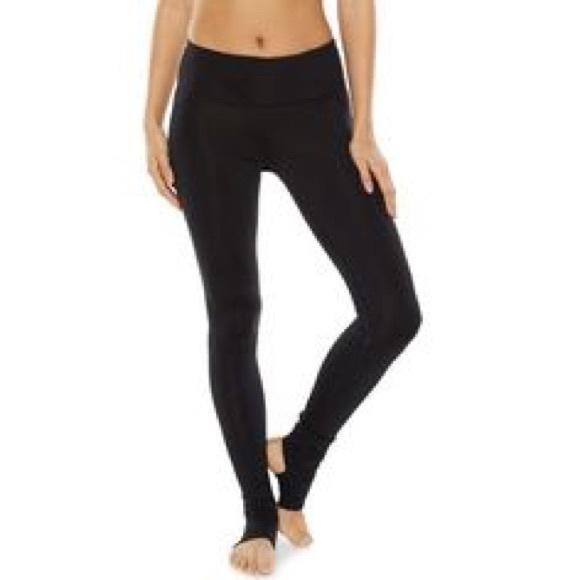 2fc9afc1ac402 Electric Yoga Pants | Yogalicious Slimming Stirrup Leggings | Poshmark