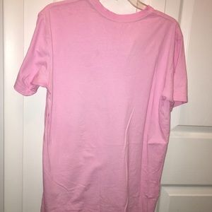 66% off PacSun Other - Cooke Collective My Woes pink t-shirt size ...
