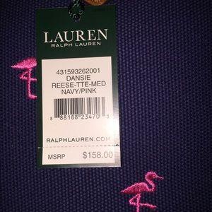 7e5dba796f61 Ralph Lauren Bags - Ralph Lauren Flamingo Tote and Espadrilles Set