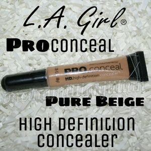 LA Girl Other - PRO Conceal High Definition Concealer - Pure Beige