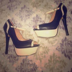 ANDREA FENZI Shoes - Dolly High Heels