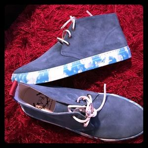 Del Toro Other - Suede Del toro's with cloud bottoms