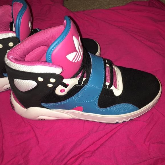 Adidas zapatos  mujer zapatilla High Top zapatilla mujer poshmark ef83c5