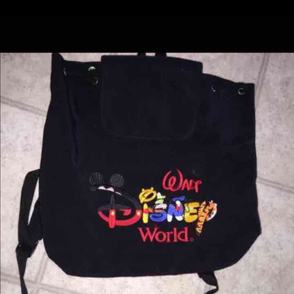 54552627b372 Disney Handbags - Walt Disney world backpack