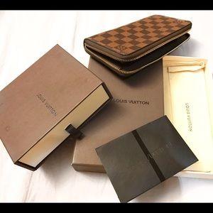Small Louis Vuitton box