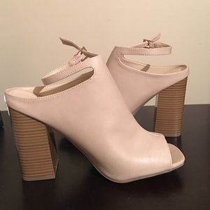 Wild Diva Shoes - New booties from LuLu's.