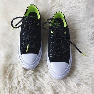 Converse All Star II Water Resistant Sneakers