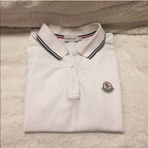 Moncler Tops - Kids / Youth Moncler Polo Shirt XL