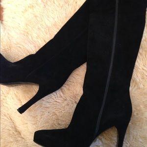 Casadei Shoes - Casadei Italian  suede boots