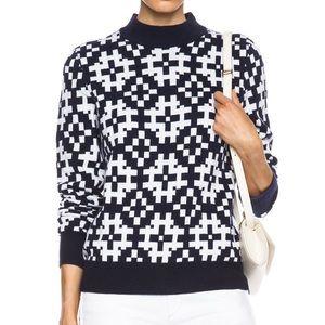 Equipment Tayden wool cashmere sweater.