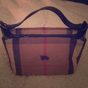 Mini sparkle Burberry purse