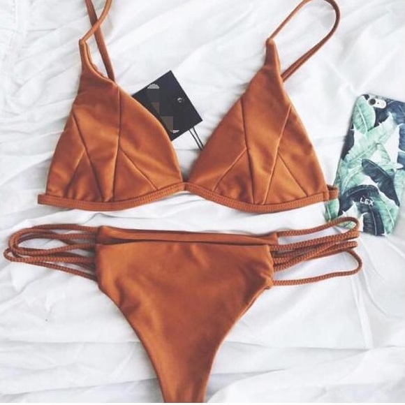 3c9b6a3d96c69 acacia swimwear Swim | Bronze Brazilian Bikini Other Sizes Coming ...