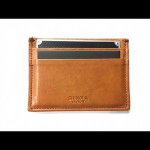 Shinola Other - 5-Pocket Card Case (Bourbon)